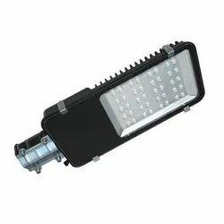 CL Brand 30 W Solid Street LED Light in Black Color