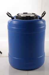 Center Mouth 8  Container 50-55 Kg / Liter Capacity