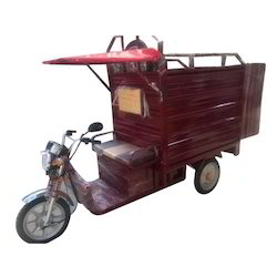 Battery Loader E-Rickshaw