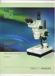 MSZ-TR Trinocular Microscope Magnus Stereozoom