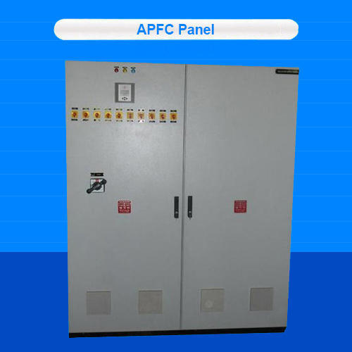 Automatic power factor control panel manufacturer from ahmedabad automatic power factor control panel asfbconference2016 Images