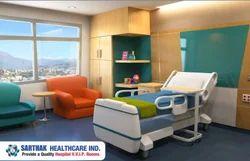 Patient Folding Bed