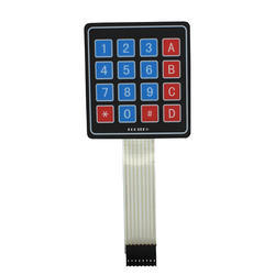 Membrane Keypad 4 x 4