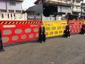 Traffic Flow Barricades
