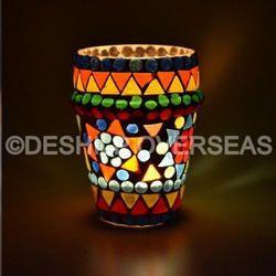Mosaic Color Candle Votive