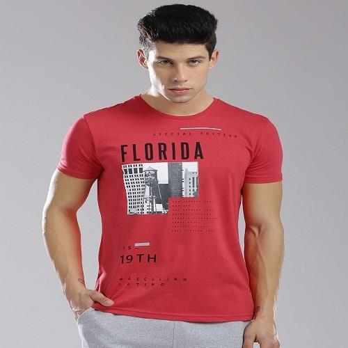 Men Cool Cotton T Shirt