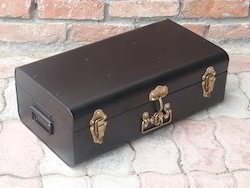 Decorative Iron Trunk