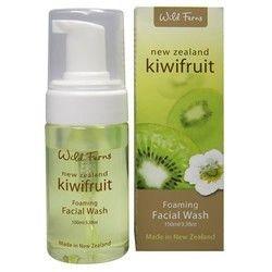 Wild Ferns Foaming Facial Wash