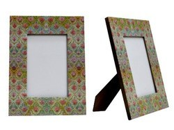 Custom Color Wood MDF Picture Photo Frame