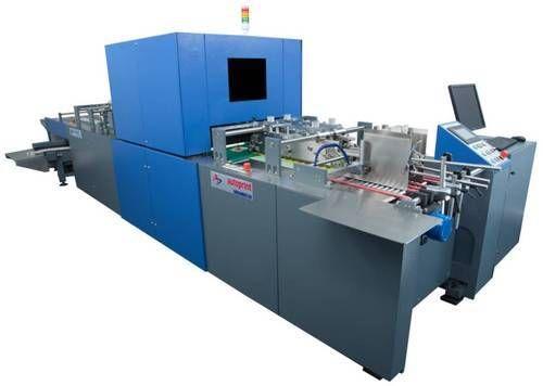 Post Press Machine Print Inspection Machine Manufacturer