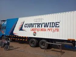 Road Transport And Logistics Services In India in