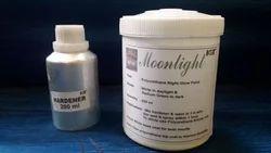 Phosphorescent Paint