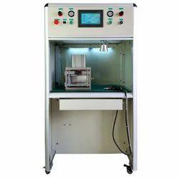 YMJ Unit Single Post Laminating Machine