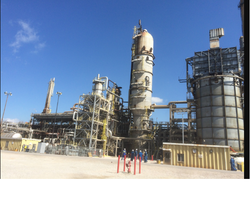 Used Oil Re Refining Technology Plant