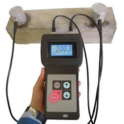 Ultrasonic Concrete Testing