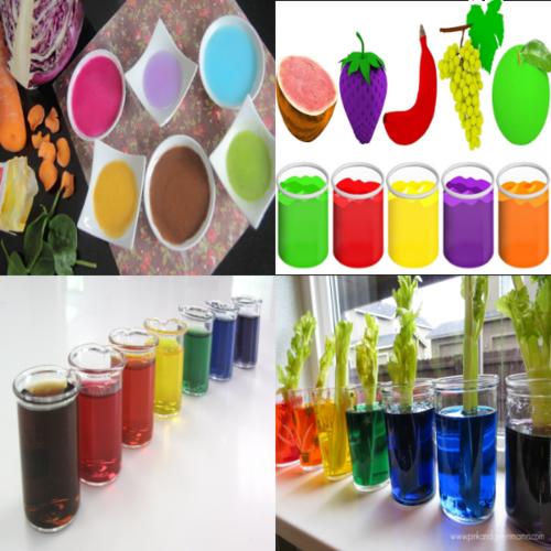 Natural Food Color - Wholesale Trader from Mumbai