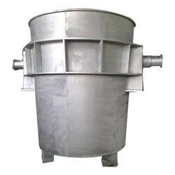 Vertical Ladle Preheater