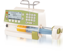 Syringe Infusion Pump-Zeta