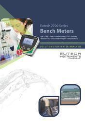 EUTECH Cyber Scan Meter