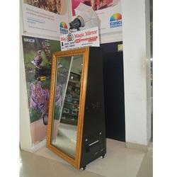 47 Inch Automatic Selfie Booth Magic Mirror