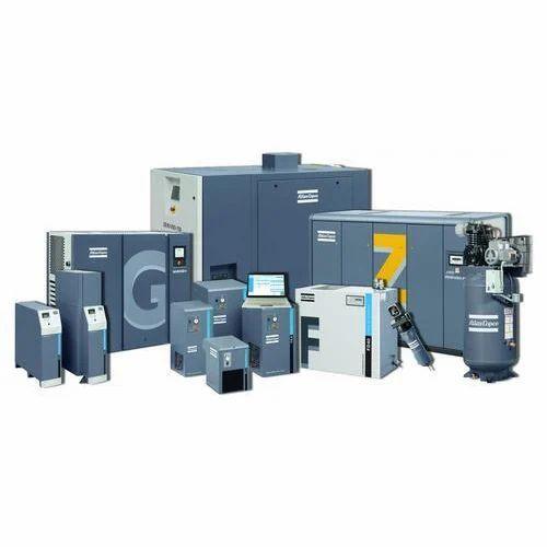 Air Compressor - Atlas Copco Spare Parts Exporter from Mumbai