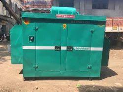 50 KVA Soundproof Diesel Generator Set