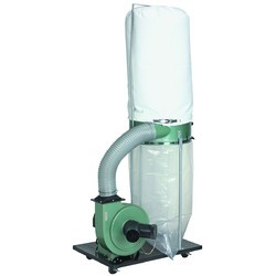 Portable Dust Collector for Wood Processing & PVC