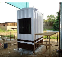 Portable Cabins for Security Guard
