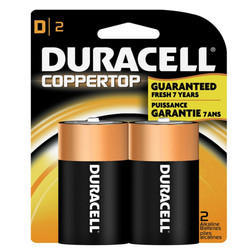 Duracell D Size Battery