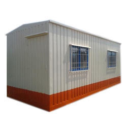 Fabricated FRP Portable Cabins