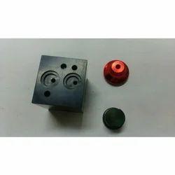 CNC Aluminum Anodized Parts