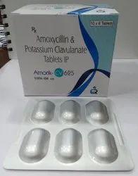 Amoxicillin 500 Mg Clavulanic Acid 125mg