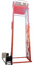Double Mast Wall Mounted Stacker