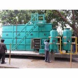 Prefabricated Compact Sewage Treatment Plant