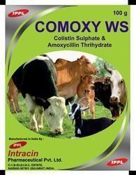 Colistin Sulphate/Amoxycillin Thrihydrate