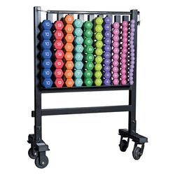 Aerobic Dumbbell Stand