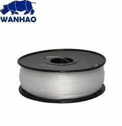 Wanhao Original Transparent PLA 1.75mm 3D Printer Filament