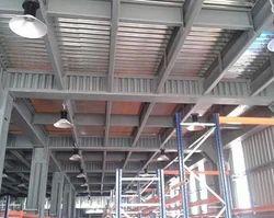 Corrugated Web Beams