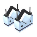 Hardened and Ground V Block- Series-UL-104