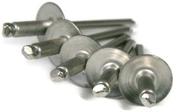 Large Flange Metal Rivets