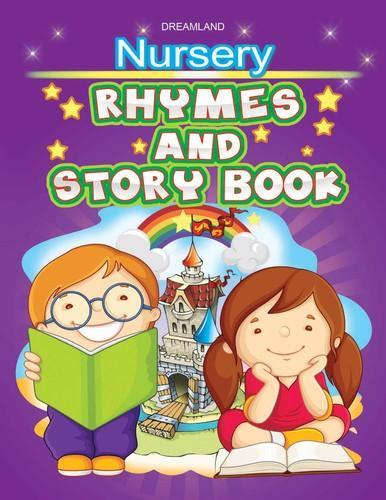 Nursery Class Books English Nursery Rhymes And Story Book