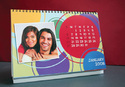 Personalized Table Calendar