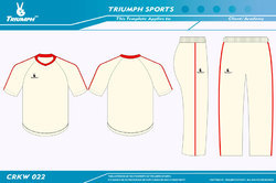 White Color Clothing For Your Team