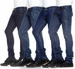 Casual Non Branded Men's Surplus Jeans