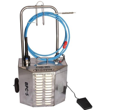 Chiller Tube Cleaning Equipments