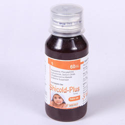 Anti Cold Syrup For Pediatric
