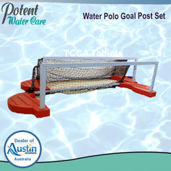 Water Polo Goal Post Set