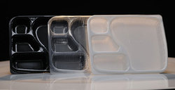 4 Compartment Meal Tray