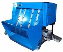 Automatic Arecanut Dehusking Machine