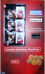 Biscuit Vending Machine